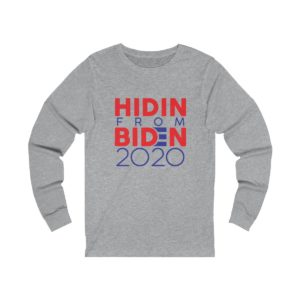 Hidin From Biden Heather