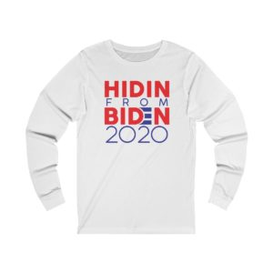 Hidin From Biden White