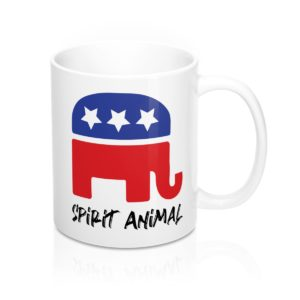 GOP Spirit Animal Mug
