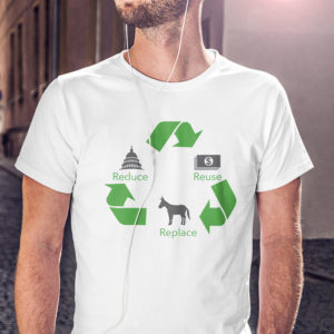 Reduce Reuse Replace Tee Model